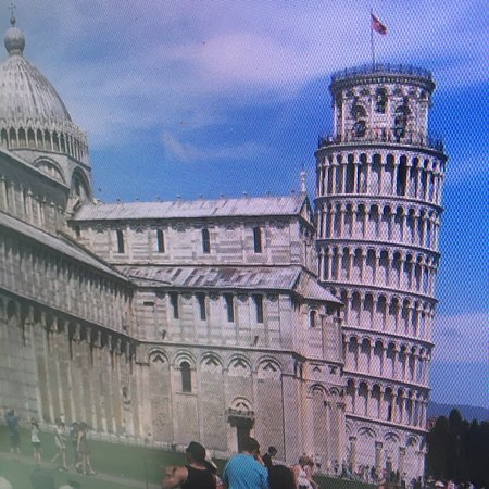 Leaning Tower of Pisa – fénykép