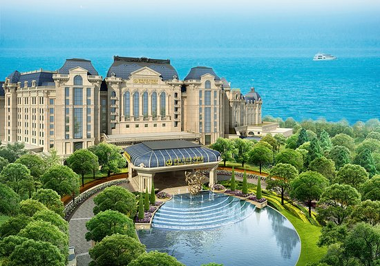 Wanda Vista Hotel Qingdao Movie Metropolis