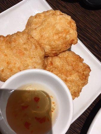 Charlie Chan: Squid fried dumplings