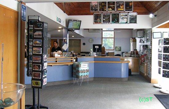 Waitomo i-SITE Visitor Information Centre