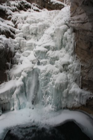 Johnston Canyon: johnson canyon