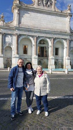 Private Tour Rome: Grazie per tutto Albertina !