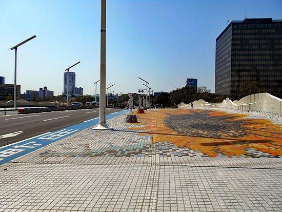 Naka no Hashi (Taiyo no Hashi) Bridge
