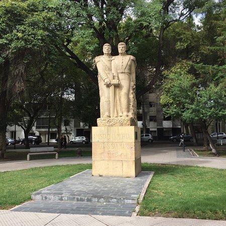 Plaza República de Chile: Plaza Republica de Chile