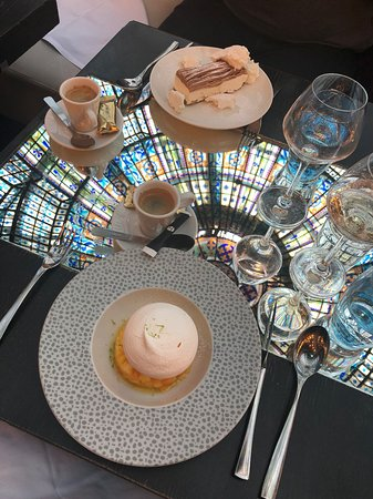 Brasserie Printemps: Desserts