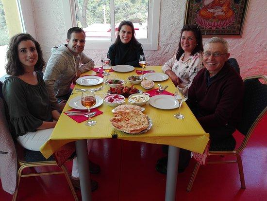 Viñuela, España: Feliz cumpleaños
