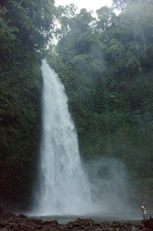 Nungnung, Indonesien: waterfall