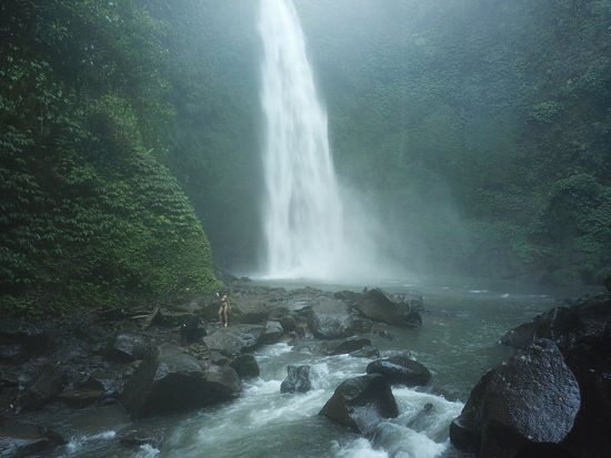 Nungnung, Indonesien: waterfall