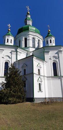 Velikiye Sorochintsy, Ukraina: Спасо Преображенская церковь