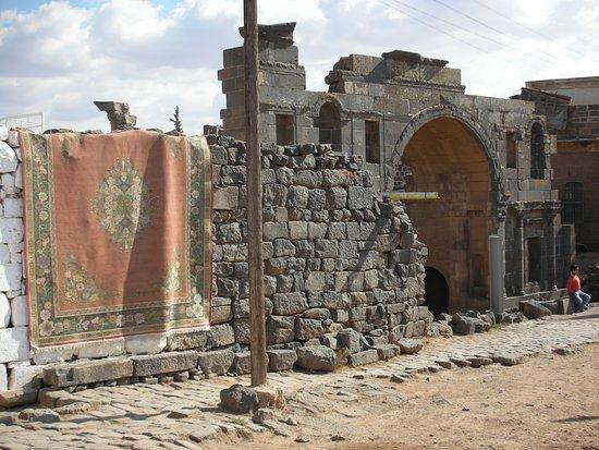 Cartoline da Bosra, Siria
