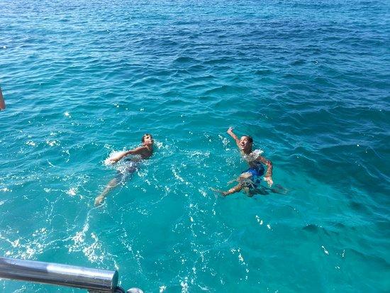 Sardegna Escursioni: Un bagno a Isola di Figarolo