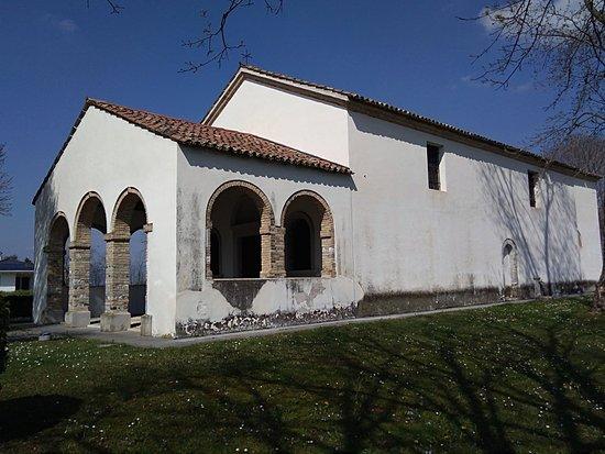 Chiesa di San Giovanni Battista a Sottoselva di Flaibano