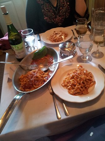 Wallkill, Nova York: Yummy pasta
