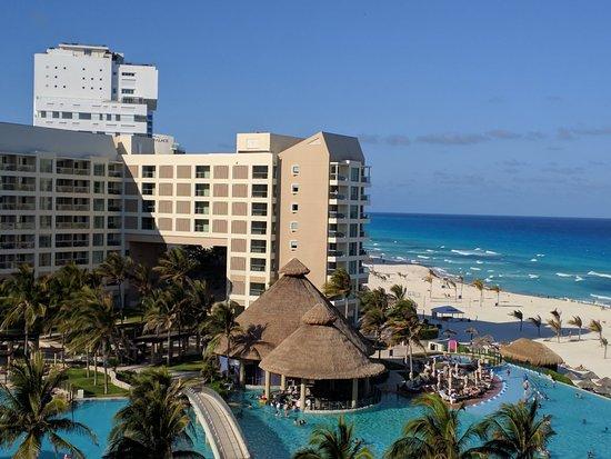 The Westin Lagunamar Ocean Resort Villas & Spa, Cancun: Just arrived to Paradise.  😎