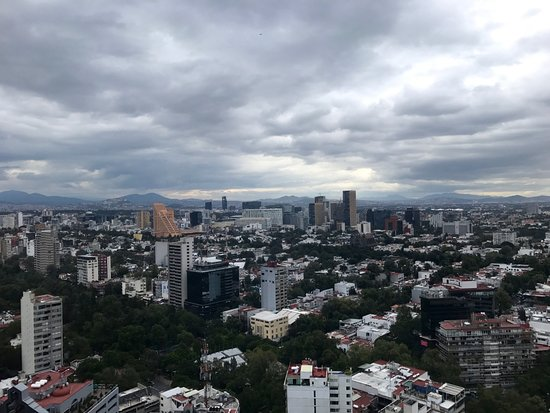 Hyatt Regency Mexico City : Amazing view from my room