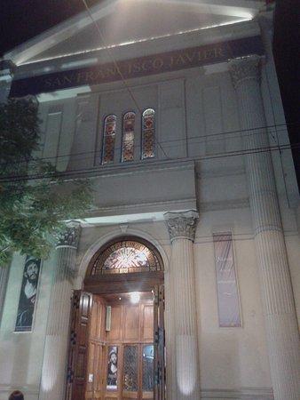 Parroquia San Francisco Javier: Fachada Exterior- Palermo- Bs.As. 2018.