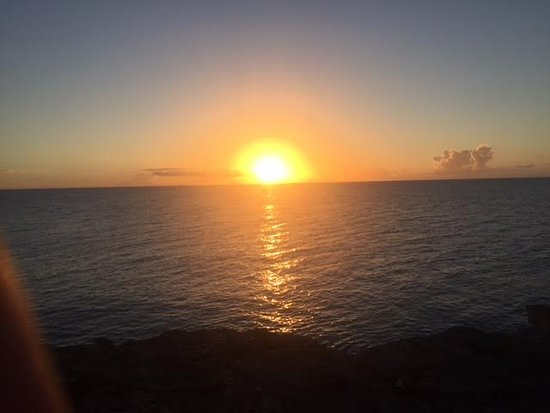 West End Village, Anguilla: Sunset picture from sunset lounge