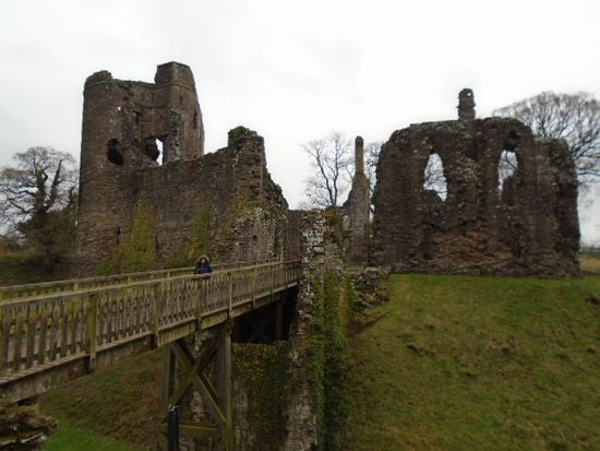 Grosmont Castle 사진