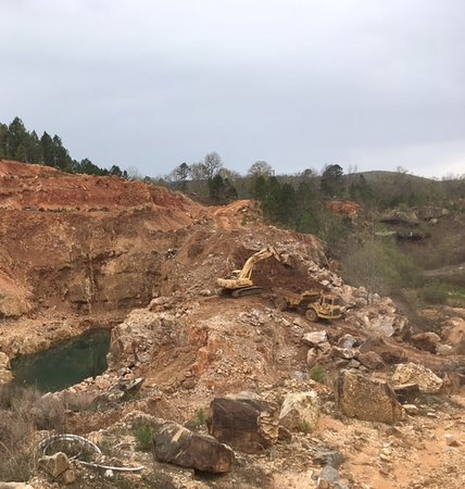 Jessieville, AR: How the mine works.