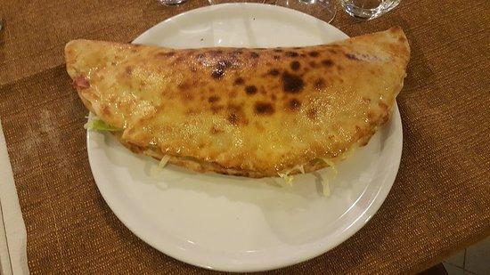 Il Galeone: La pizza Desirèe