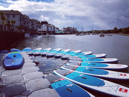 Kingsbridge, UK: Your board is waiting!