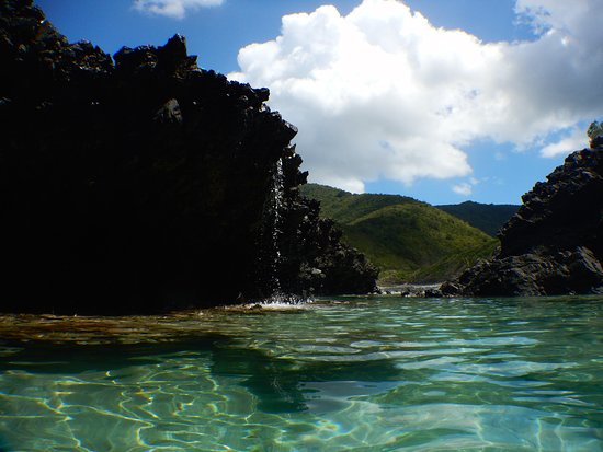 Carambola Tide Pools: Fun afternoon swimming in nature's pool!