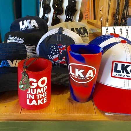 Mineral, VA: Lake Anna Outfitters