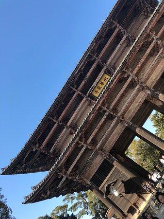 Massive Nandai-mon Gate