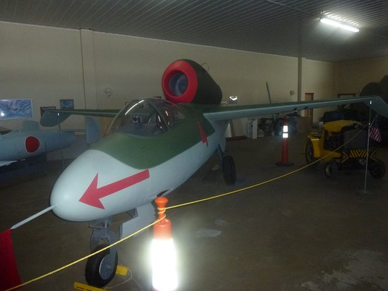 Geneseo, NY: Painstaking Full Size Ground Up Re-Creation Build Of Heinkel 162 Jet