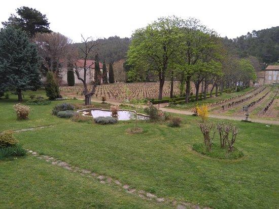 Agel, Frankrike: Une vue du Parc