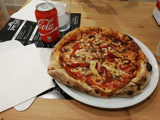 imagen Pizza Per Tutti en Suances