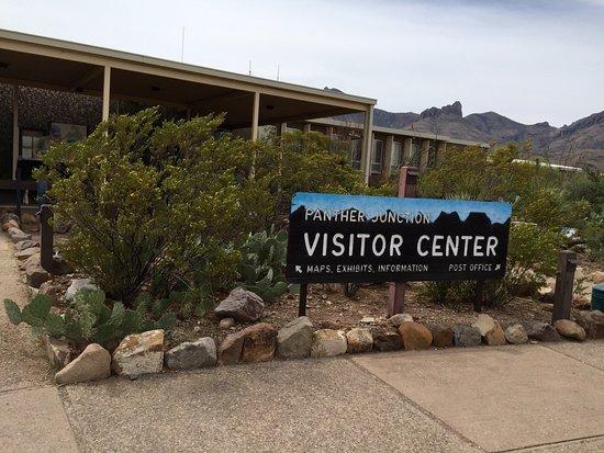 Foto de Panther Junction Visitor Center