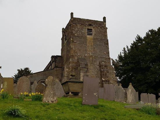 Tissington, UK : St Mary's Church
