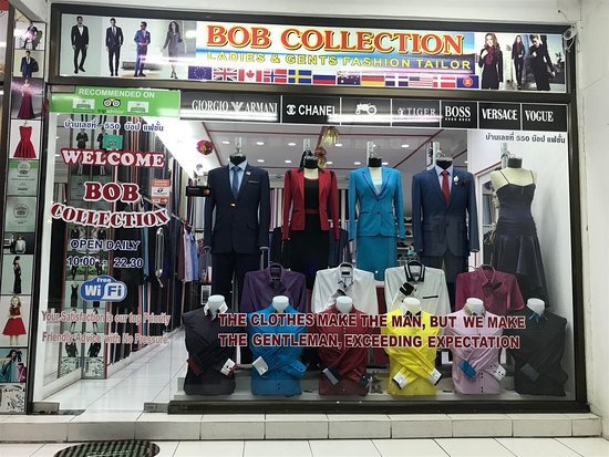 Bob Collection: latest display at shop