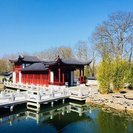 Der Chinesische Garten Weissensee