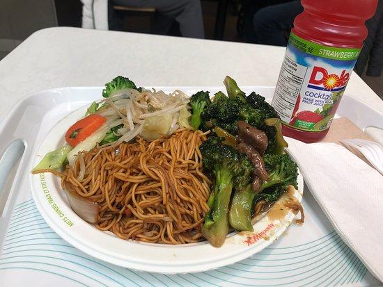 Champlain Mall Chinese Food