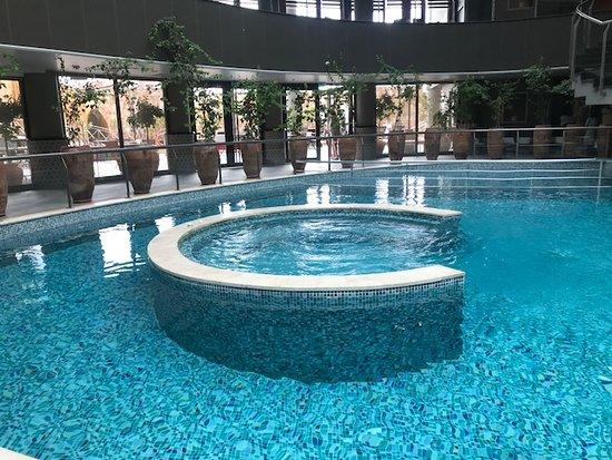 Karahayit, Turcja: água termal