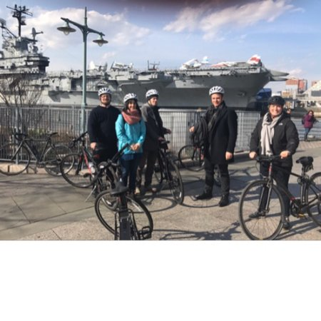 Brooklyn Giro Bicycle Tours: Awesome spring biking.