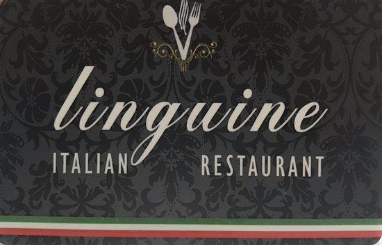 Ha Review Of Linguine Italian Restaurant Sale England Tripadvisor