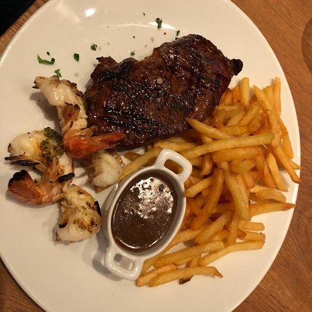 Beste Steaks in der City.