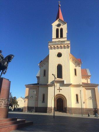 Zrenjanin Catholic Cathedral -...