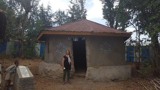 Falasha Village