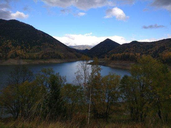Taisetu Dam