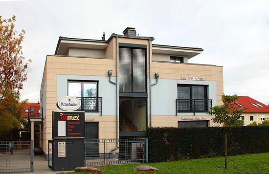 Liederbach am Taunus, Deutschland: La Mex  Inn Ist eine Mexicanische restaurant.