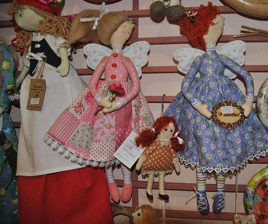 Наши куклы!