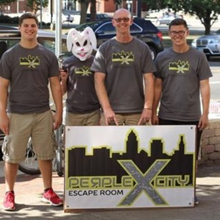 PerpleXcity LLC Escape Room: Fun and challenging escape rooms!