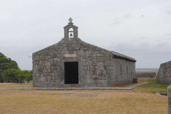 Fortaleza Santa Teresa: Capilla de Santa Teresa