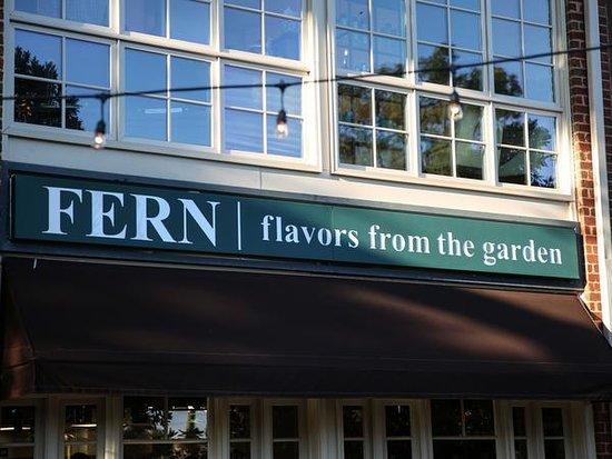 Fern Flavors From The Garden Charlotte Restaurant