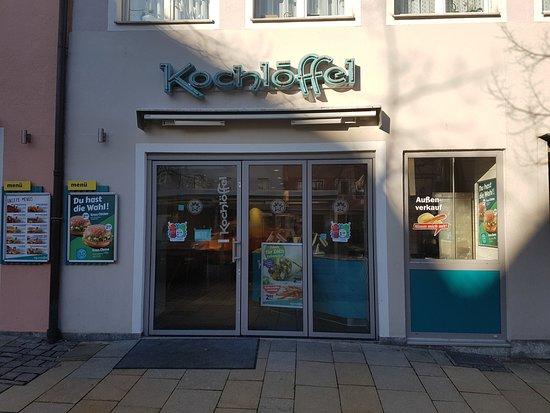 Kochlöffel Neumarkt