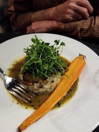 Peoria, IL: Vegetarian risotto